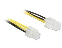 P4 4Pin Stecker auf 4Pin Buchse Kabel, 50cm