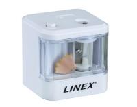 Linex Spitzmaschine weiss