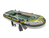 Intex Boot Seahawk 4 Set