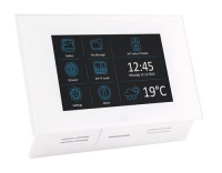 2N Indoor Touch Display PoE Weiss