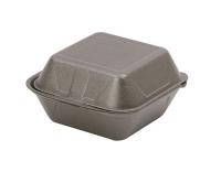 depa Hamburger-Box Recy-EPS schwarz