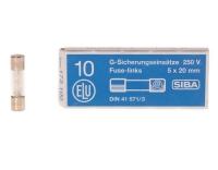 ESKA Feinsicherungen 5x20 SPT 2.5A