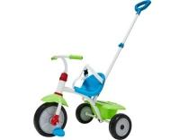 Smart Trike Dreirad Fun blau-grün-rot