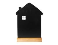 Securit Tischkreidetafel Silhouette Haus