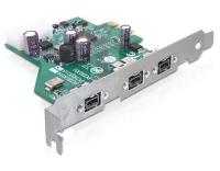 Delock 89210 PCI Express Karte FireWire B