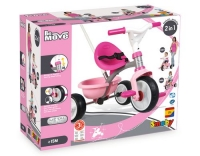 Smoby Be Move Pink Tricycle