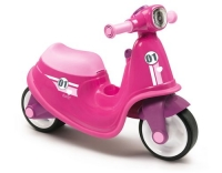 Smoby Scooter Ride-on pink