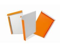Biella Magnet-Klemmbrett Attraction orange