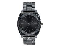 Nixon Time Teller Acetate Black Silver