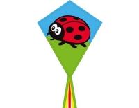 Invento Drachen Eco Line Ladybug