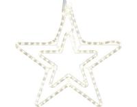 Star Trading LED Stern Ropelight 50x50cm