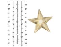 Star Trading LED Lichtervorhang Stern