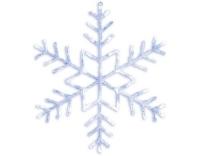 Star Trading LED Schneeflocke Antarctica