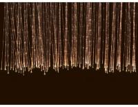 STT LED Lichtervorhang aus Fiberglas