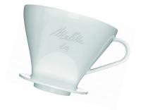 Melitta Kaffeefilter aus Porzellan Weiss