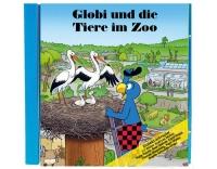 Globi, Globi und die Tiere im Zoo