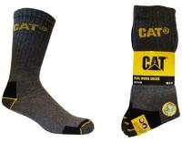 CAT Workwear Socks Grey