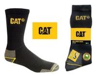 CAT Workwear Socks Black
