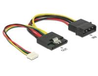Molex Stecker - ATA Stromadapter