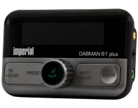 Imperial Dabman 61 plus, DAB+ Adapter