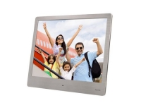 Hama Digitaler Fotorahmen 8SLB silber
