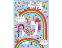 Rachel Ellen Briefpapierset Unicorn