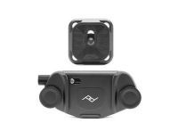 Peak Design Clip&Plate, schwarz