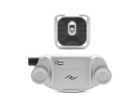 Peak Design Clip&Plate, silber