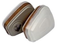3M Filter Farbspritzmaske A2P2 6002CR