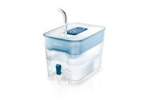 Brita Wasserfilter Flow weiss/petrol