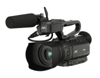 JVC Camcorder GY-HM250ESB schwarz
