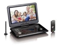Lenco DVP-1273, Portabler DVD Player