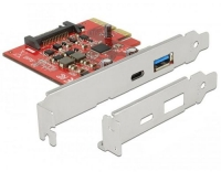 Delock 89898  PCI Express x4 Karte