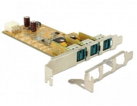 Delock 89656 PCI Express > 3 x 12 V