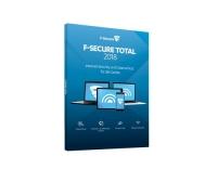 F-Secure Total Security & VPN 3 Geräte/1 J.