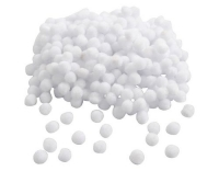 Creativ Company Pompons weiss 10 mm