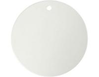Creativ Company Keramik-Platte rund