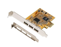 PCIe EX-11053, 3 Port USB 2.0