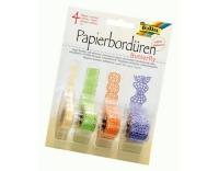 Folia Papierbordüren Butterfly