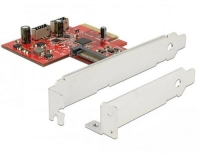 Delock PCI Express Karte 2x intern USB 3.1
