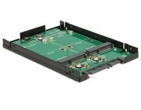 Delock 62594 2.5 Konverter SATA 22 Pin