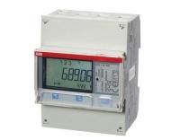 ABB Wechselstromzähler B23 112-100 Stahl