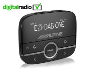 Alpine ADD-On DAB Receiver with BT: