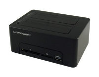 LC-Power LC-DOCK-U3-CR, SATA  HDD Dock.