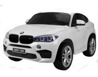 BMW X6 M weiss