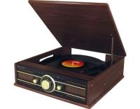 Soundmaster PL550BR, braun
