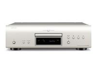 Denon DCD-1600, CD-Player, silber