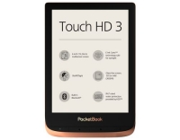 PocketBook Touch HD 3 spicy copper, WIFI