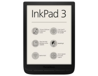 PocketBook InkPad 3 schwarz, WIFI/USB