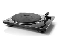 Denon DP-400, Plattenspieler, schwarz